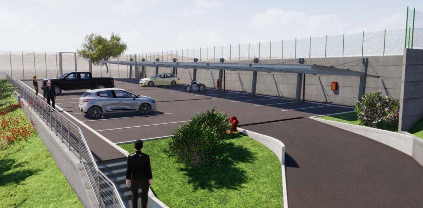 NATO F14 Lughezzano_As-built parcheggio