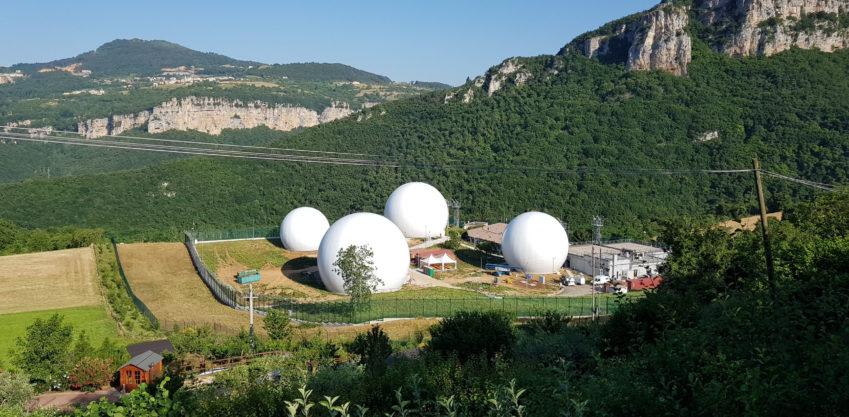 Ammodernamento base Nato - Lughezzano (VR)