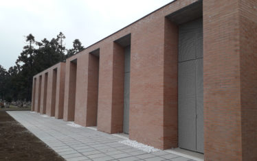 Realizzazione cappellette di famiglia - Cimitero di Cremona